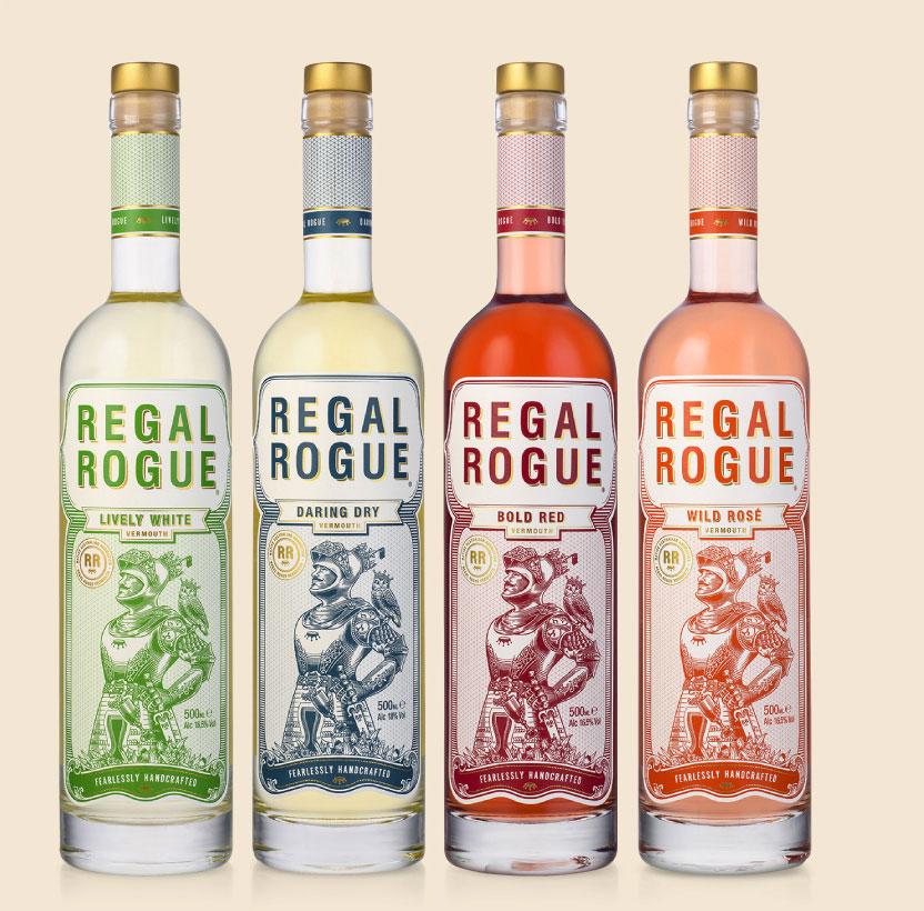 REGAL ROGUE - THE QUAFFING VERMOUTH